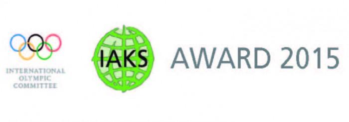 Vier Schweizer Gewinner des IOC/IAKS Award 2015