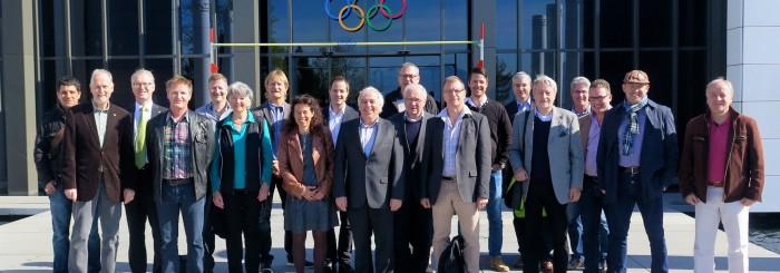 Bericht zur Generalversammlung IAKS Sektion Schweiz vom 12. April 2016