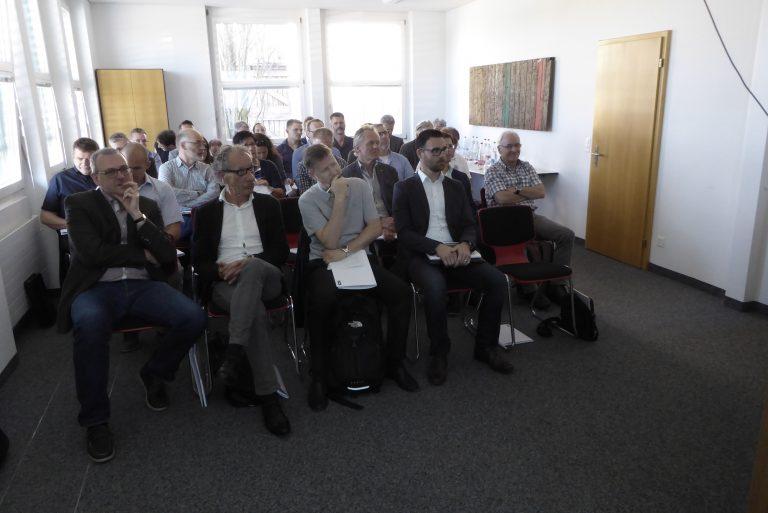 IAKS-Seminar 2018: Sportbauten «Von der Idee bis zum Betrieb»
